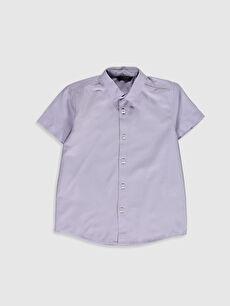 Erkek Çocuk Kısa Kollu Gömlek