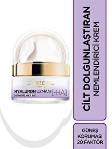 L'Oréal Paris Hyaluron Uzmanı Cilt Dolgunlaştıran Nemlendirici Krem