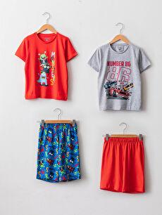 многоцветен Комплект пижама