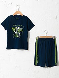 военноморски флот Комплект пижама