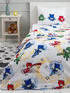 Pijamaskeliler Licensed Boy's Woven Duvet Cover Set