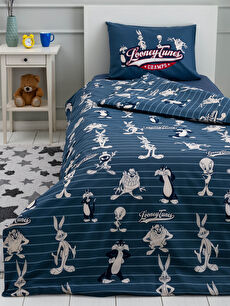 Looney Tunes Licensed Woven Boy Duvet Cover Set