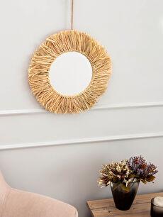 Dekoratif Askılı Ayna