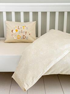 Organic Cotton Baby Boy Duvet Cover Set