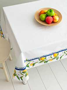 Floral Printed Table Cloth 150x200 Cm