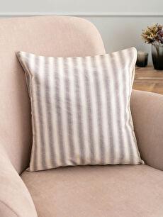 Self-Yarn Dyed Cushion Cover 45x45 Cm