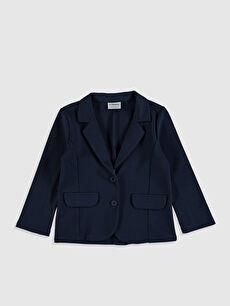 Kız Çocuk Blazer Ceket
