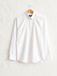 Slim Fit Oxford Gömlek
