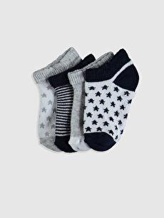 Короткие спортивные носки