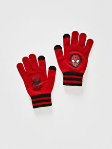 Boy Spiderman Licensed Glove