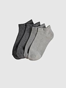 Patik Çorap 4'lü
