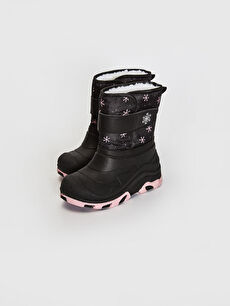 Girl's Fur Lining Boots