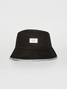 Desenli Bucket Şapka