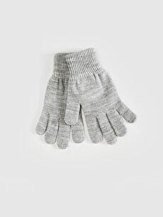 Boy's Tricot Gloves