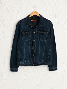 Standard Fit Jean Jacket