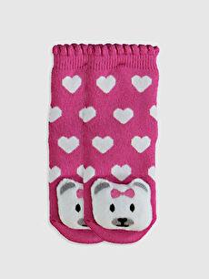 Kız Bebek Soket Çorap