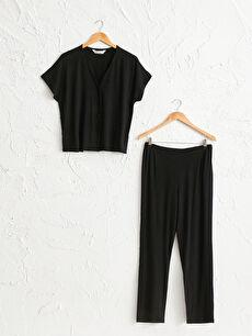 Salaş Pijama Takımı