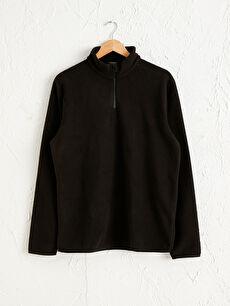 Comfortable Fit Neckband Sweatshirt