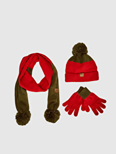 Children's Scarves, Berets and Gloves