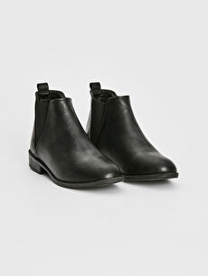 Girl's Ankle Length Boots