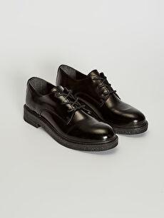 Kadın Bağcıklı Klasik Ayakkabı