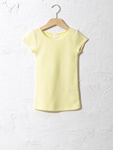 Girl Short Sleeve Undershirt