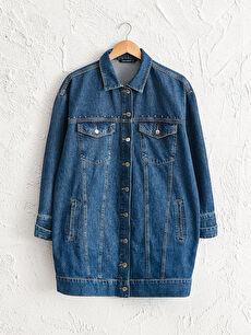 Cepli Uzun Jean Ceket