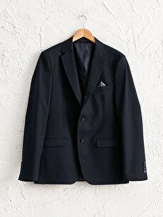 Standart Kalıp Blazer Ceket