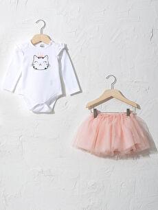 Kız Bebek Takım 2'Li