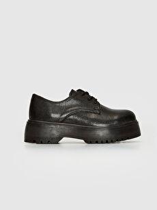 Kadın Bağcıklı Oxford Ayakkabı