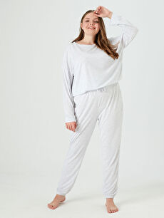Düz Basic Pijama Takımı