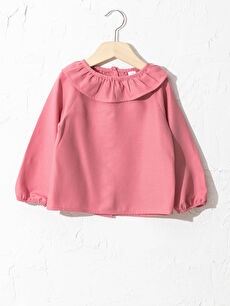 Baby Girl's Cotton Blouse