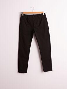Slim Fit Gabardin Pantolon