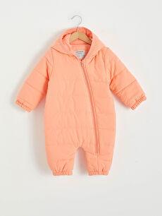 Kız Bebek Astronot Mont