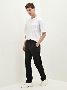 LCW GREEN Casual Fit Men's Trousers