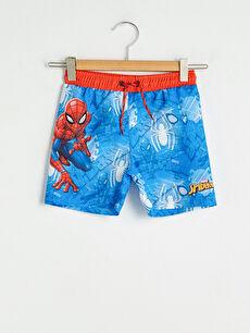 Син Шорти за плуване