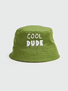 Baby Boy's Figured Hat