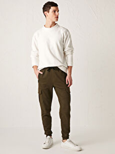 LCW CASUAL Slim Fit Jogger Men's Trousers