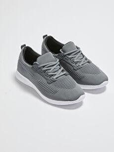 сив Спортни обувки за активен спорт