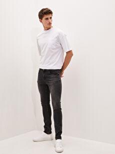 760 Skinny Fit Erkek Jean Pantolon