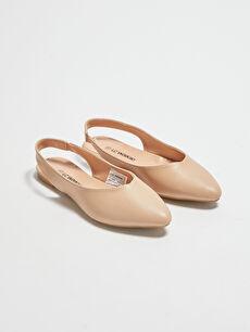 Kadın Babet Ayakkabı