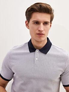 LCW VISION Polo Yaka Kısa Kollu Erkek Tişört