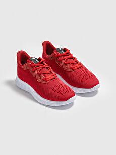 Активен спорт мъжки спортни обувки с връзки