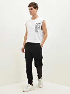 LCW CASUAL Slim Fit Men Jogger Trousers
