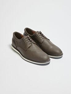 Bağcıklı Erkek Derby Klasik Ayakkabı