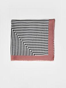 Striped Women's Shawl