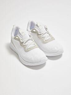 бял Спортни обувки за активен спорт