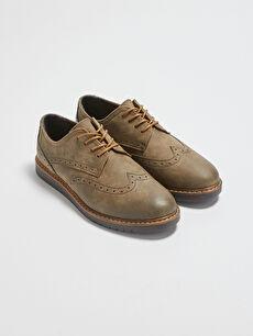 Bağcıklı Erkek Klasik Ayakkabı