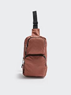 Single Shoulder Strap Back and Chest Bag