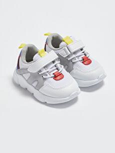 Cırt Cırtlı Günlük Erkek Bebek Spor Ayakkabı